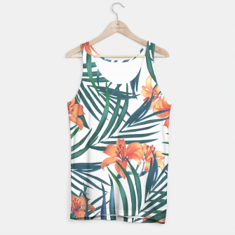 Tropical Lilies Tank Top thumbnail image