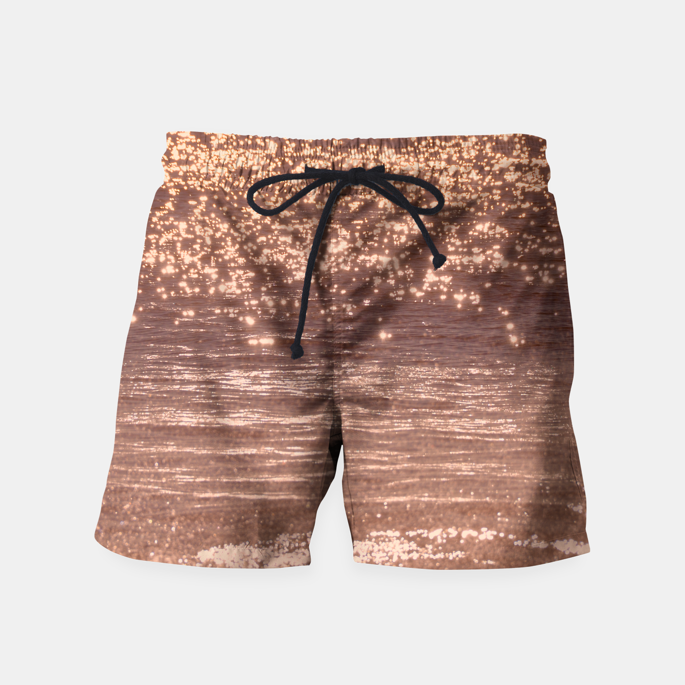 Image of Pink Sea Sparkle Swim Shorts - Live Heroes