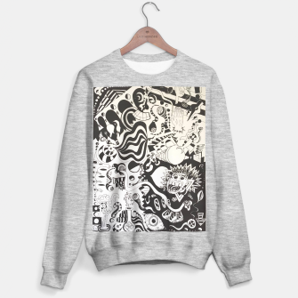 Altered State of Consciousness Design - FF Art Sweater thumbnail image