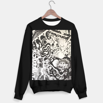 Thumbnail image of Altered State of Consciousness Design - FF Art Sweater, Live Heroes