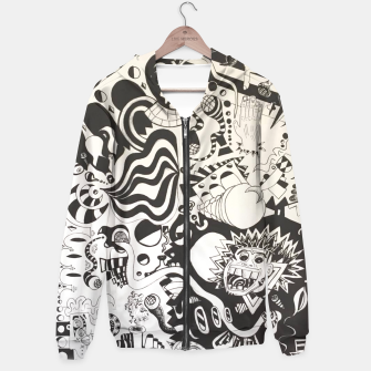 Altered State of Consciousness Design - FF Art Hoodie thumbnail image