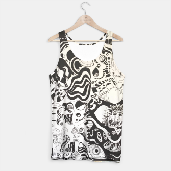 Altered State of Consciousness Design - FF Art Tank Top thumbnail image
