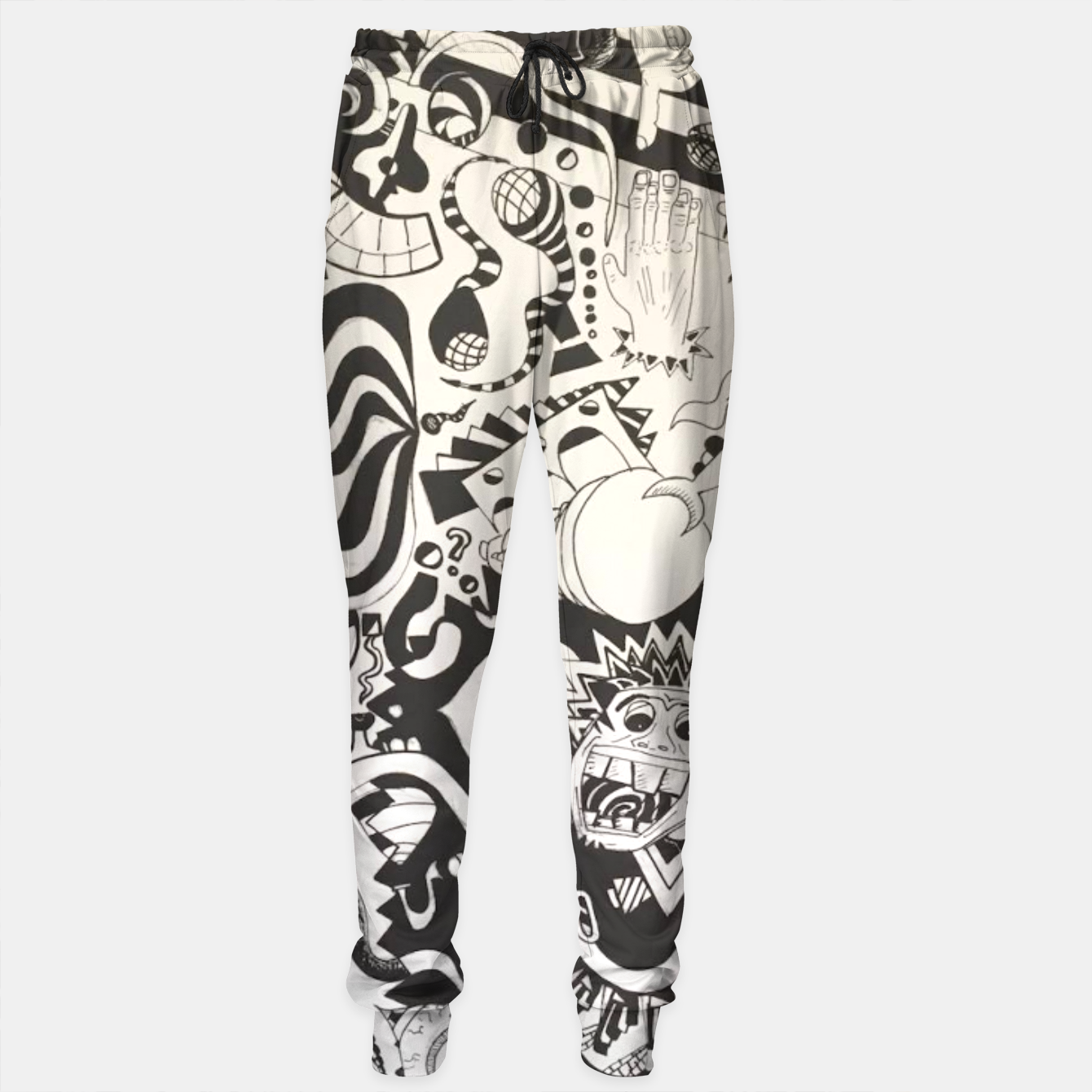 Image of Altered State of Consciousness Design - FF Art Sweatpants - Live Heroes