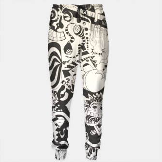 Altered State of Consciousness Design - FF Art Sweatpants thumbnail image