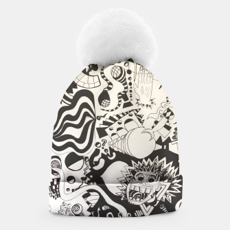 Altered State of Consciousness Design - FF Art Beanie thumbnail image