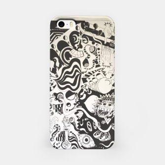 Altered State of Consciousness Design - FF Art iPhone Case thumbnail image