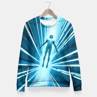 Thumbnail image of Ascension Fitted Waist Sweater, Live Heroes