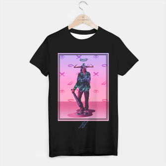 Thumbnail image of Ethereal Villain T-shirt, Live Heroes