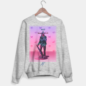 Thumbnail image of Ethereal Villain Sweater, Live Heroes