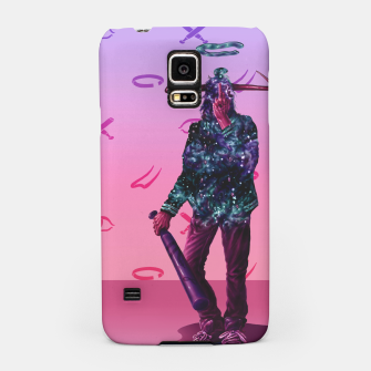 Thumbnail image of Ethereal Villain Samsung Case, Live Heroes