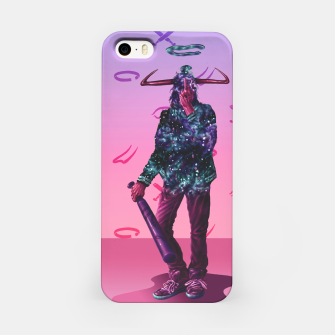 Thumbnail image of Ethereal Villain iPhone Case, Live Heroes