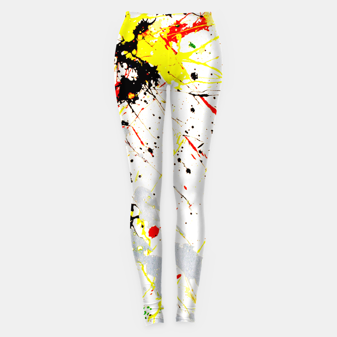 Image of Paint Splatter Leggings - Live Heroes