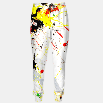 Paint Splatter Sweatpants thumbnail image