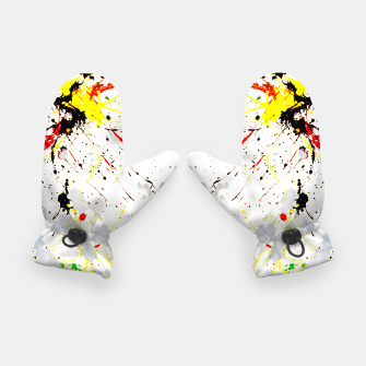 Paint Splatter Gloves thumbnail image