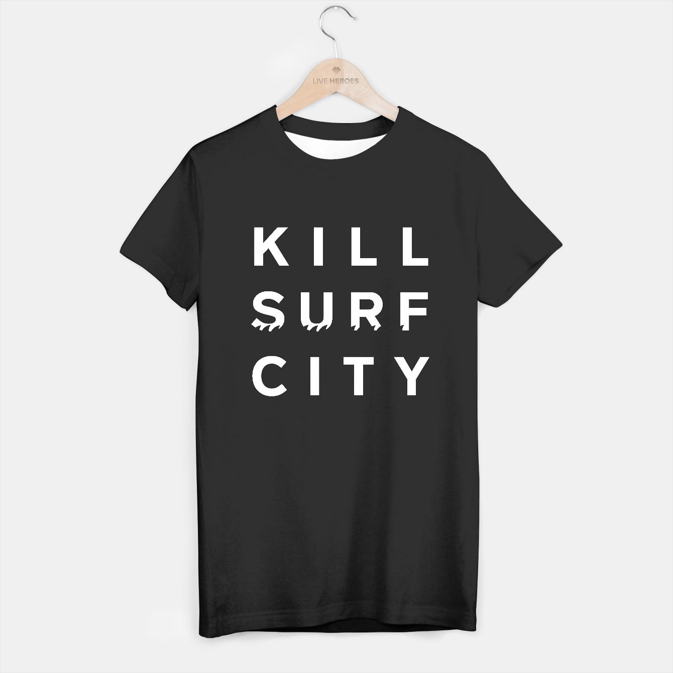 Image of Kill Surf City - Tee - Live Heroes