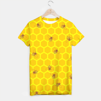 Thumbnail image of Mind Your Own Beeswax T-shirt, Live Heroes
