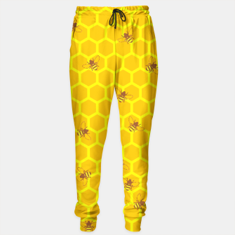 Thumbnail image of Mind Your Own Beeswax Sweatpants, Live Heroes