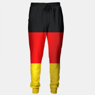 Thumbnail image of Flag of Germany Sweatpants, Live Heroes