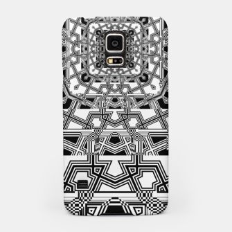 Thumbnail image of Tri Pattern Tunnel Flow Samsung Case, Live Heroes