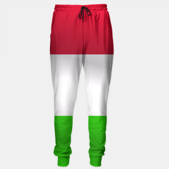 Thumbnail image of Flag of Italy Sweatpants, Live Heroes