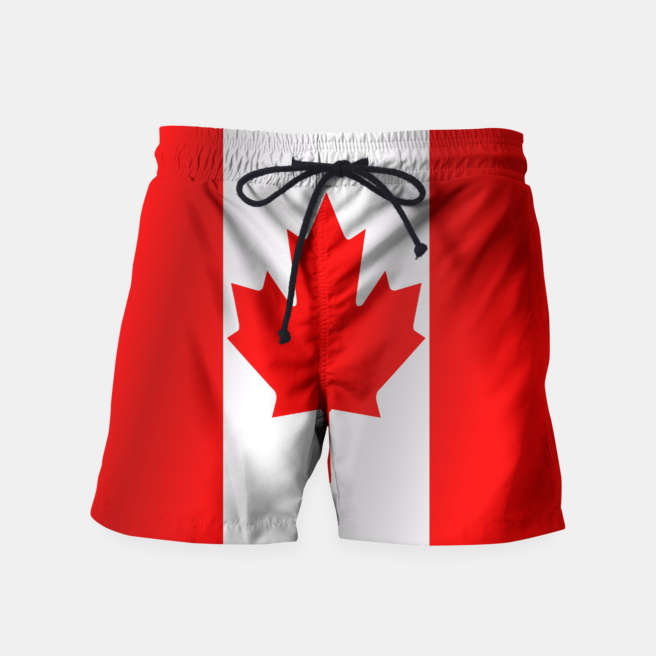 cad86549c2 Image of Flag of Canada Swim Shorts - Live Heroes