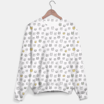 Miniaturka sketchy CATS Sweater, Live Heroes
