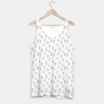 Miniaturka Adorable little cats Tank Top, Live Heroes