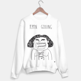 Miniaturka Wrong Portraits-Ryan Gosling Sweater, Live Heroes