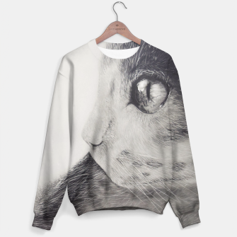 Thumbnail image of Cat lovers Sudadera, Live Heroes