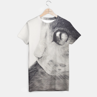 Thumbnail image of Cat lovers Camiseta, Live Heroes
