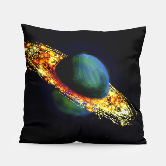Thumbnail image of exploding planet pillow, Live Heroes
