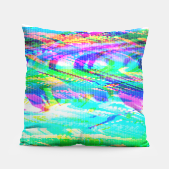 Thumbnail image of VHS Colour V1 Pillow, Live Heroes