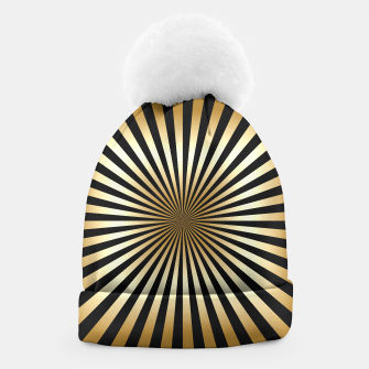 Thumbnail image of faux gold and black retro pattern, Live Heroes