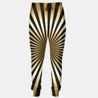 Thumbnail image of Art deco gold and black pattern, Live Heroes
