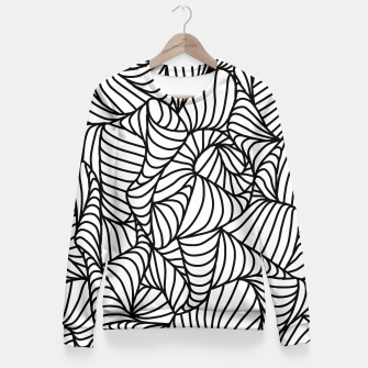 Thumbnail image of bw Fitted Waist Sweater, Live Heroes