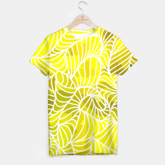 Thumbnail image of ptrn yellow T-shirt, Live Heroes