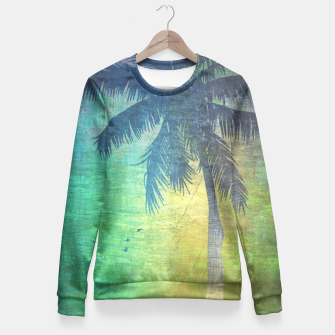 Thumbnail image of Summer vibes Fitted Waist Sweater, Live Heroes