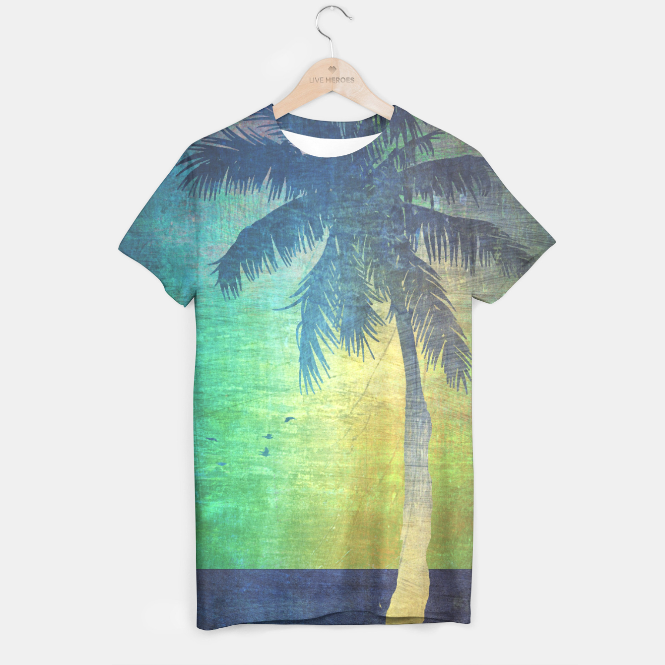 Image de Summer vibes T-shirt - Live Heroes