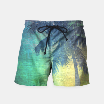 Thumbnail image of Summer vibes Swim Shorts, Live Heroes