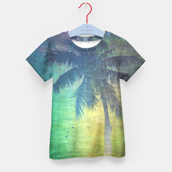 Thumbnail image of Summer vibes Kid's T-shirt, Live Heroes