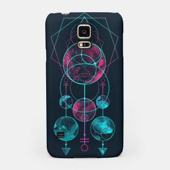 Thumbnail image of Geometry One Samsung Case, Live Heroes