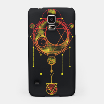 Thumbnail image of Geometry two Samsung Case, Live Heroes