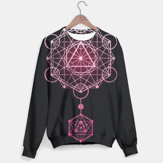 Thumbnail image of Geometry Three Sweater, Live Heroes