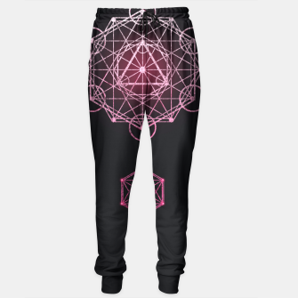 Thumbnail image of Geometry Three Sweatpants, Live Heroes