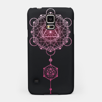 Thumbnail image of Geometry Three Samsung Case, Live Heroes