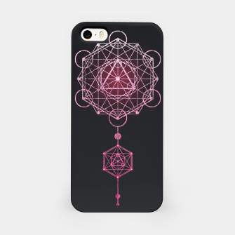 Thumbnail image of Geometry Three iPhone Case, Live Heroes