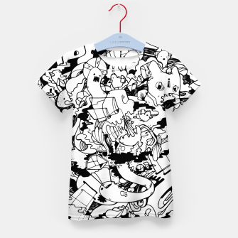 Thumbnail image of Balloon Kid's T-shirt, Live Heroes
