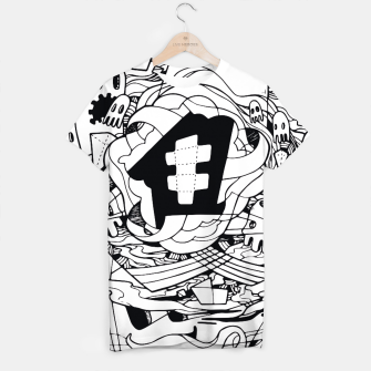 Thumbnail image of Bubble T-shirt, Live Heroes