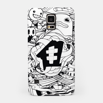 Thumbnail image of Bubble Samsung Case, Live Heroes