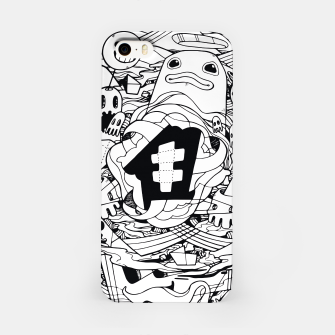 Thumbnail image of Bubble iPhone Case, Live Heroes